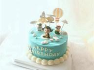 祝小男孩生日快乐的祝福语(30句)